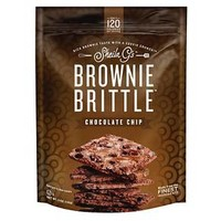 Brownie Brittle Chocolate Chip Brownies 5 oz