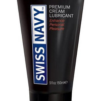 SWISS NAVY PREMIUM CREAM 5 OZ