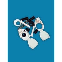Armitage Shank Toilet Seat Spares Hinges for Orion, Gemini and More S972701