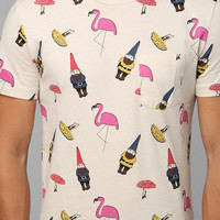 Urban Outfitters - Character Hero Garden Gnomes Tee