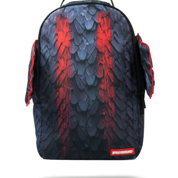 Tribal Wings Backpack (SPRAYGROUND)