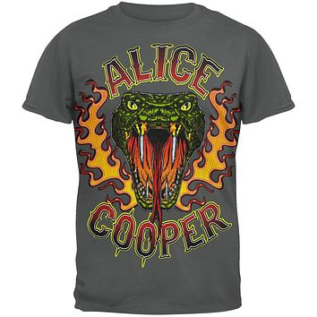 Alice Cooper - Snake Flames Tour T-Shirt