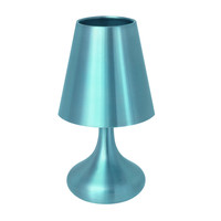 Genie Touch Lamp, Blue