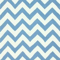 Rugs USA Quinta Indoor Outdoor Chevron Blue Rug