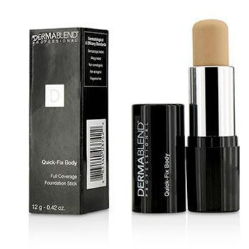 Quick Fix Body Full Coverage Foundation Stick - Tan (Box Slightly Damaged) - 12g-0.42oz