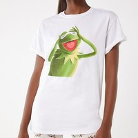 Kermit Crew-Neck Tee | Urban Outfitters