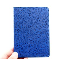 2016 Lavender Passport Holder Cover PU Leather ID Card Travel Ticket Pouch Packages Passport Covers Passport Bag Case