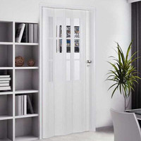 Homestyle Capri 32x80-inch White Folding Door | Overstock.com Shopping - The Best Deals on Doors