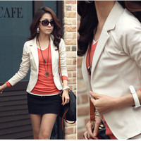 New Fashion Women Blazer Brand Lady's blasers