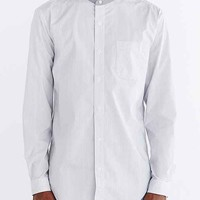 Shades Of Grey By Micah Cohen Poplin Button-Down Shirt