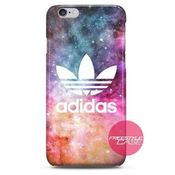 Adidas Nebula Pastel Galaxy iPhone Case 3, 4, 5, 6 Cover