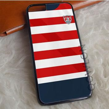 US Soccer Jersey New iPhone 6   6S Case