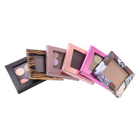 Empty, Magnetic Makeup Palette, Small Size Eye Shadow Palette, Travel Cosmetic Case Bag