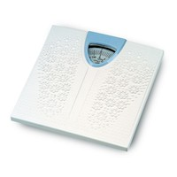 Sunny Health & Fitness Analog Bathroom Scale (White)