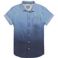 Modern Amusement Fun Dipped Short Sleeve Woven Shirt at PacSun.com