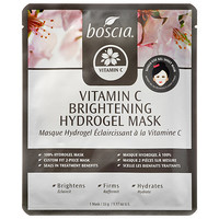 boscia Sake Brightening Hydrogel Mask (1.17oz)