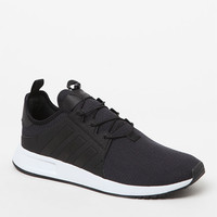 adidas X_ PLR Black and White Mesh Shoes at PacSun.com