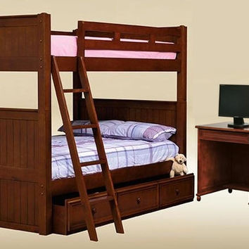 Fordham Queen over Queen Bunk Bed