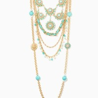 Frost Faery Layer Necklace | Fashion Jewelry – Icon | charming charlie