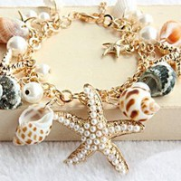 Ocean Beach Holiday Bracelet