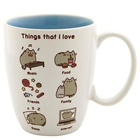 Pusheen Coffee Mug
