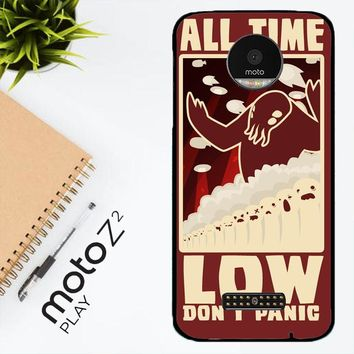 All Time Low Logo Y0296 Motorola Moto Z2 Play Case