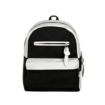 Student Backpack Children casual canvas patchwork small rucksack high quality women clutch purse ladies famous brand shoulder bags school student backpack AT_49_3
