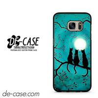 Three Black Cat DEAL-11204 Samsung Phonecase Cover For Samsung Galaxy S7 / S7 Edge