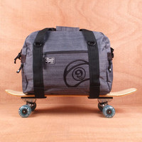 Sector 9 The Field Grey Duffle Bag