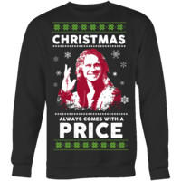 Exclusive Once Upon a Time Christmas Sweatshirt / Shirt (Style 2)