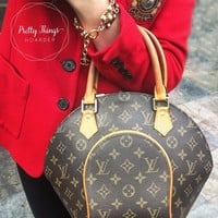 LOUIS VUITTON Ellipse Monogram Bag