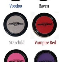 Manic Panic Powder Eyeshadow :: VampireFreaks Store :: Gothic Clothing, Cyber-goth, punk, metal, alternative, rave, freak fashions