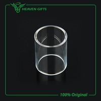 Quality TFV4 Atomizer Tube Pure Glasss Tube Replacement for SMOK TFV4 Subohm Tank 100% Original