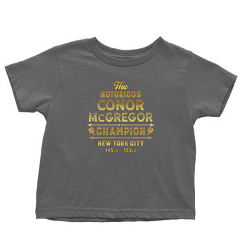 the notorious 2400x3200 2 Toddler T-shirt