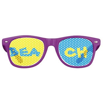 BEACH RETRO SUNGLASSES