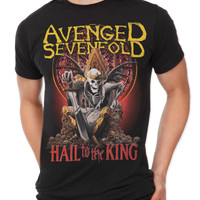 Avenged Sevenfold Hail To The King T-Shirt | Hot Topic