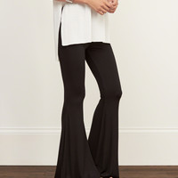 Knit Flare Pant