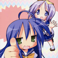 Lucky Star (Japanese) 11x17 TV Poster (2007)