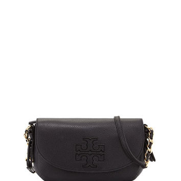 Tory Burch Harper Leather Crossbody Bag