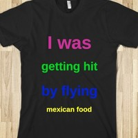 FLYING MEXICAN FOOD
