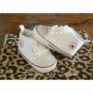 DCKL9 Bling Baby Converse