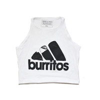 All Day I Dream About Burritos Crop