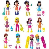 Polly Pocket Polly Doll