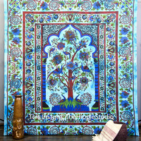 Tree Of Life Tapestries, Hippie Tapestries, Tapestry Wall Hanging, Bohemian Tapestries, Indian Tapestries, Wall Tapestries, Dorm Tapestries