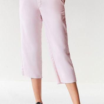 Dickies Frayed Hem Cropped Work Pant | Urban Outfitters