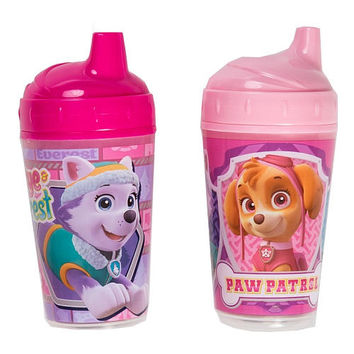 Paw Patrol 10 Ounce Light Up Insulated Spout Cup - Girls