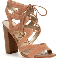 Sam Edelman Yardley Ghillie Sandals | Dillards