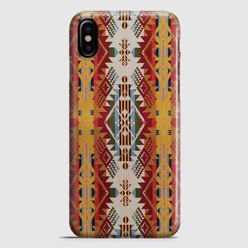 Pendleton Journey West Cotton iPhone X Case