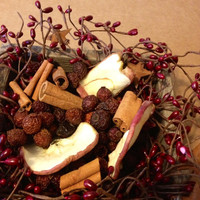 Apples & Cinnamon Potpourri Box