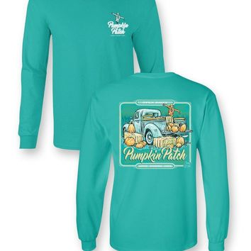 T-SHIRT FALL PUMPKIN PATCH LONG SLEEVE